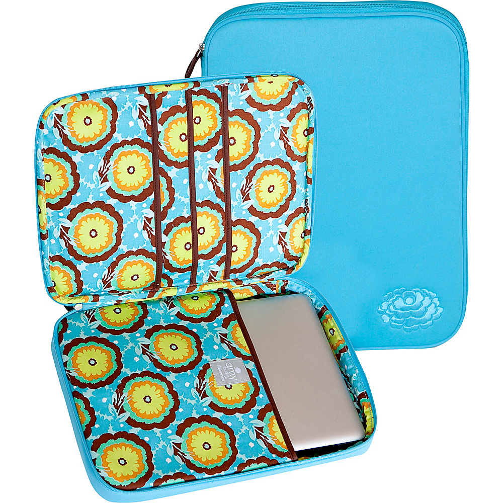Amy Butler for Kalencom NOLA Laptop Wrap Buttercups