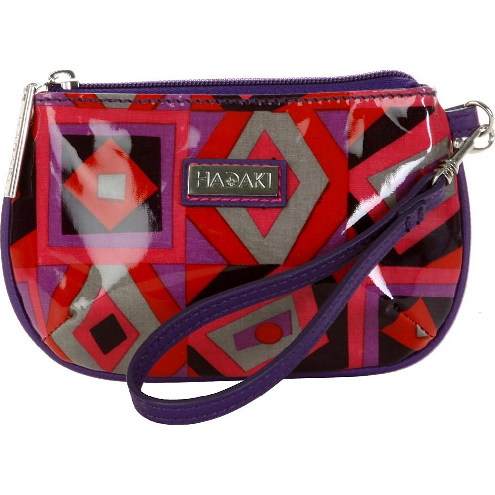 Hadaki ID Wristlet - Tic Tac Toe Berry - Women's SLG, Women's Wallets