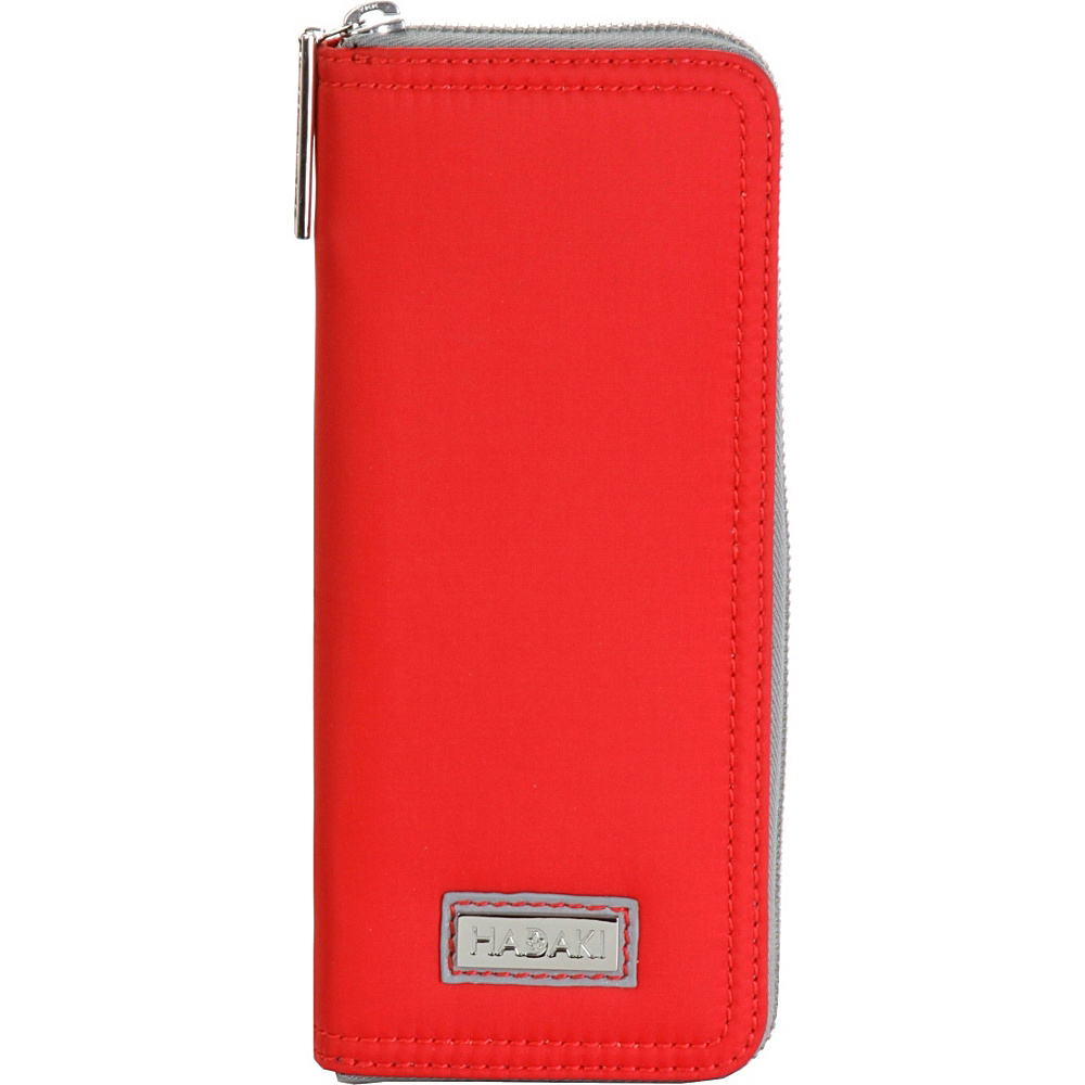 Hadaki Large Money Pod - Tomato - Women's SLG, Women's Wallets