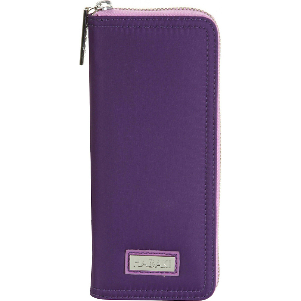 Hadaki Large Money Pod - Plum - Women's SLG, Women's Wallets