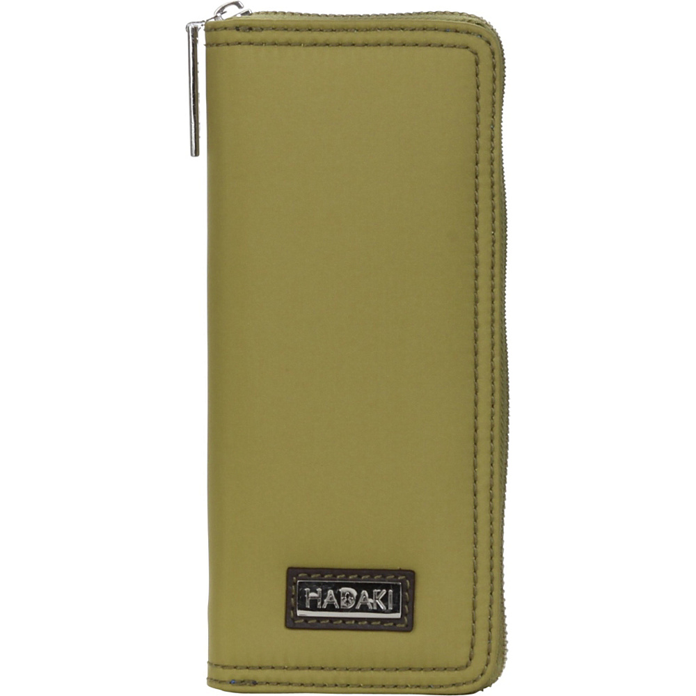 Hadaki Large Money Pod - Moss Green - Women's SLG, Women's Wallets