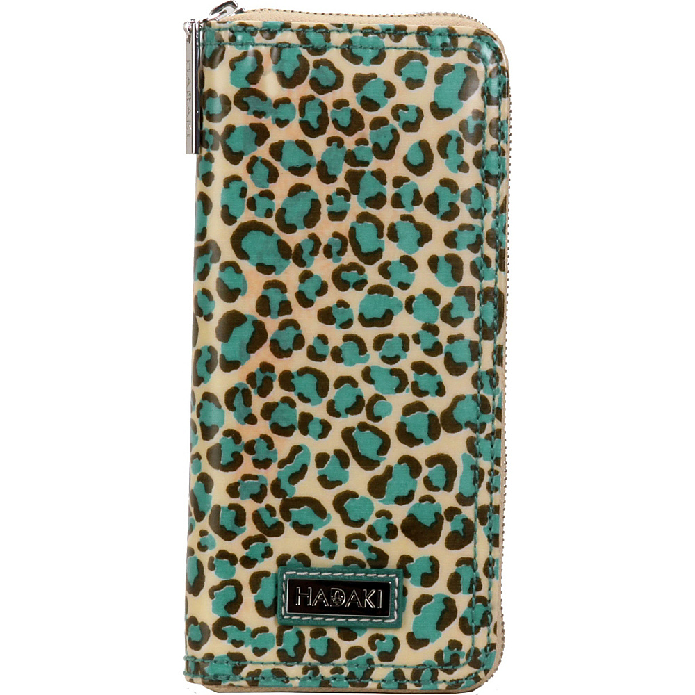 Hadaki Large Money Pod Primavera Cheetah - Hadaki Womens Wallets - Women's SLG, Women's Wallets
