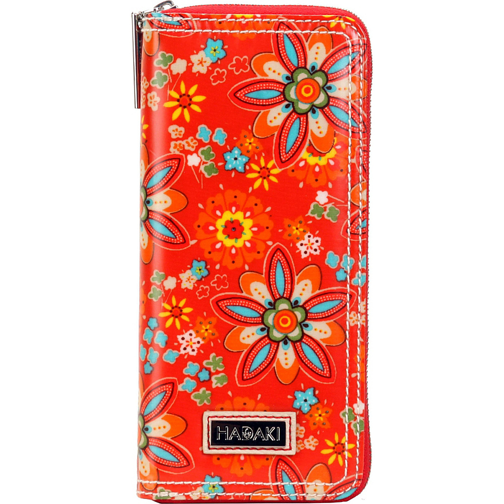 Hadaki Large Money Pod Primavera Floral - Hadaki Womens Wallets - Women's SLG, Women's Wallets
