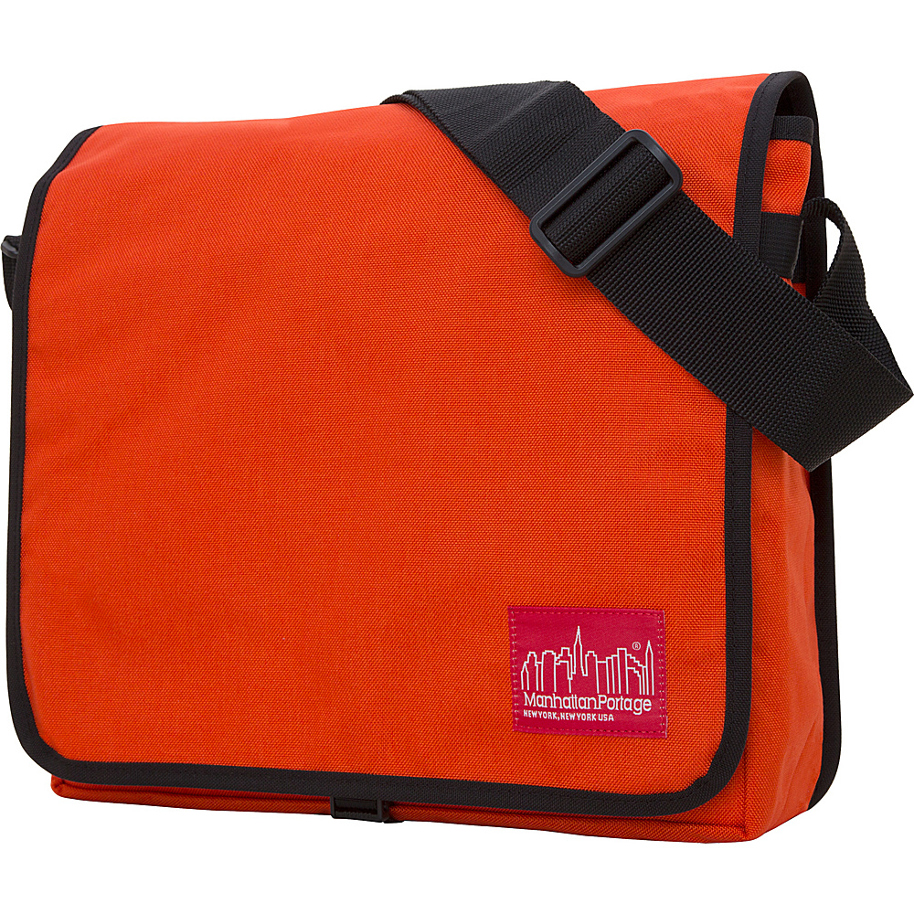 Manhattan Portage DJ Bag - Medium - Orange - Work Bags & Briefcases, Messenger Bags