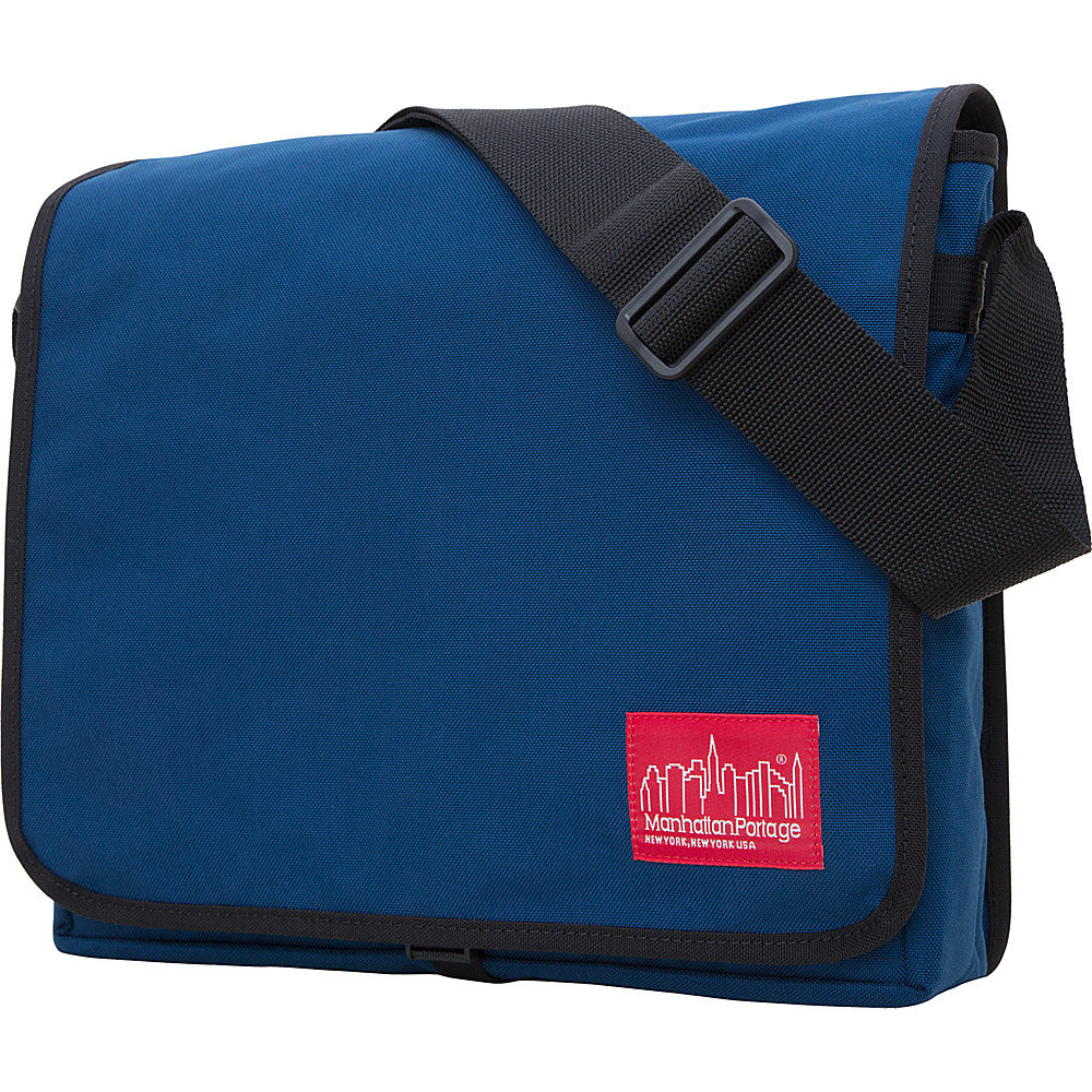 Manhattan Portage DJ Bag - Medium - Navy - Work Bags & Briefcases, Messenger Bags
