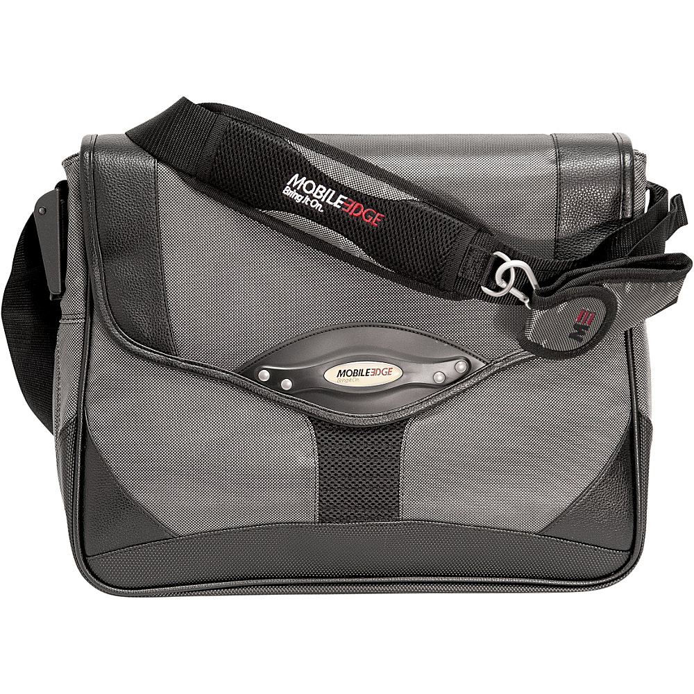 Mobile Edge Premium Messenger Bag 15.4PC 17