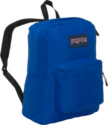 Jansport Backpacks Blue | Frog Backpack