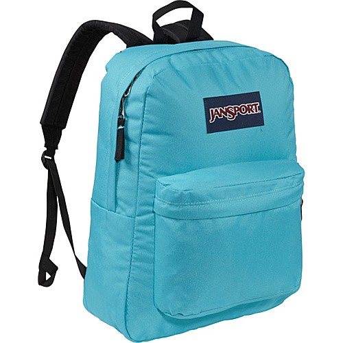 JanSport SuperBreak Backpack Blinded Blue - Backpacks, School & Day Hiking Backpacks