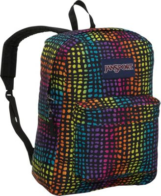 JanSport SuperBreak Black Multi Reptile