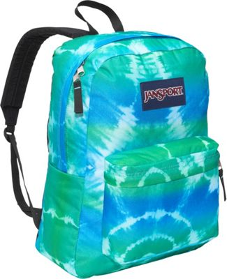 JanSport SuperBreak Blinded Blue Hippy Skip