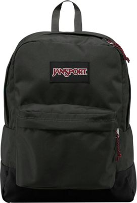 JanSport SuperBreak Backpack Forge Grey - Black Label - JanSport Everyday Backpacks