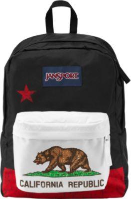 California Jansport Backpack 9lDoqjf7