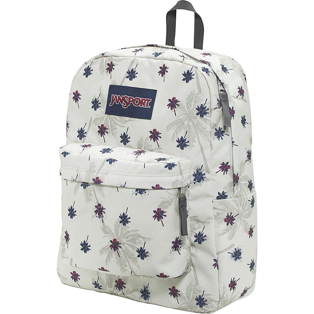 JanSport SuperBreak Backpack Goose Grey Urban Oasis - JanSport Everyday Backpacks - Backpacks, Everyday Backpacks