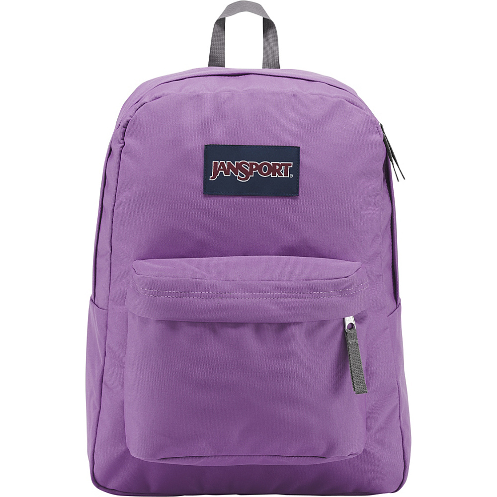 JanSport SuperBreak Backpack Stellar Blue - JanSport Everyday Backpacks