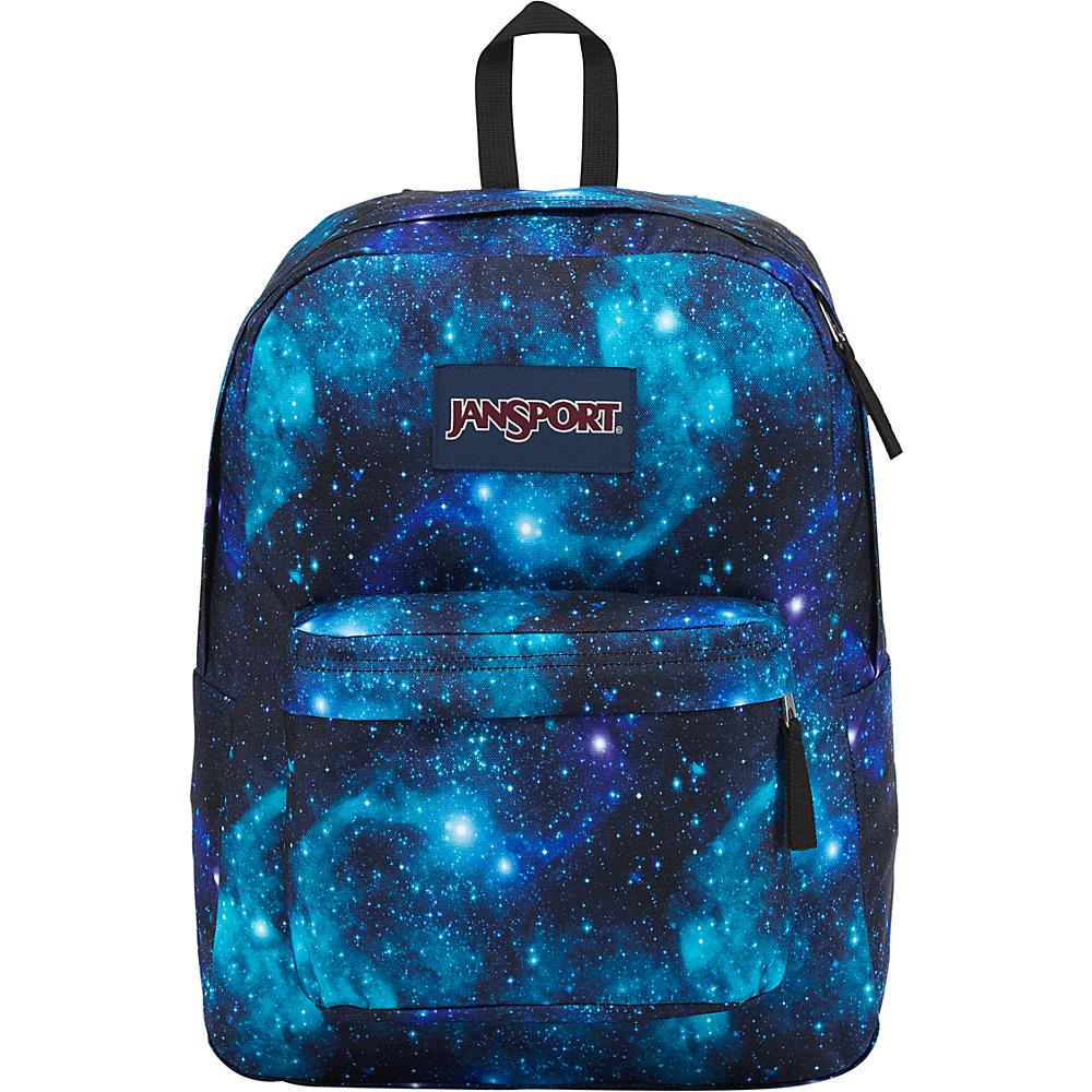 JanSport SuperBreak Backpack Galaxy - JanSport Everyday Backpacks