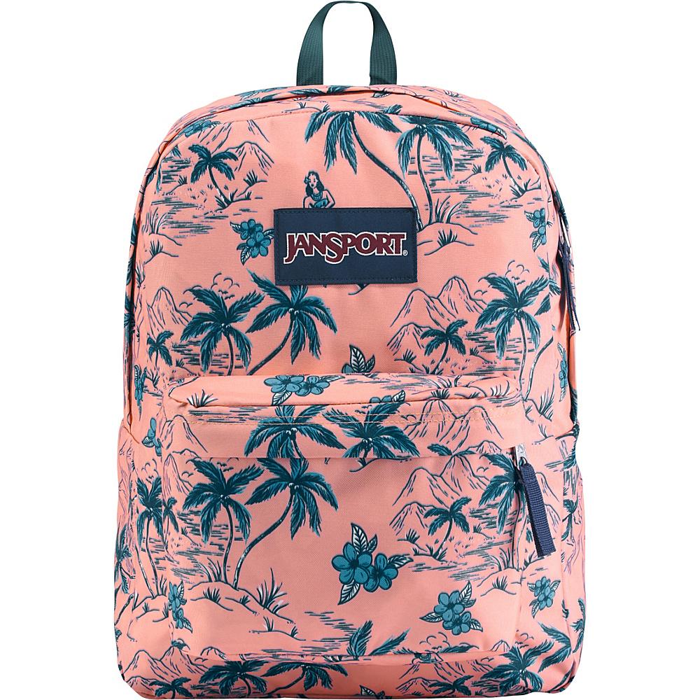 JanSport SuperBreak Backpack Ombre Dot - JanSport Everyday Backpacks