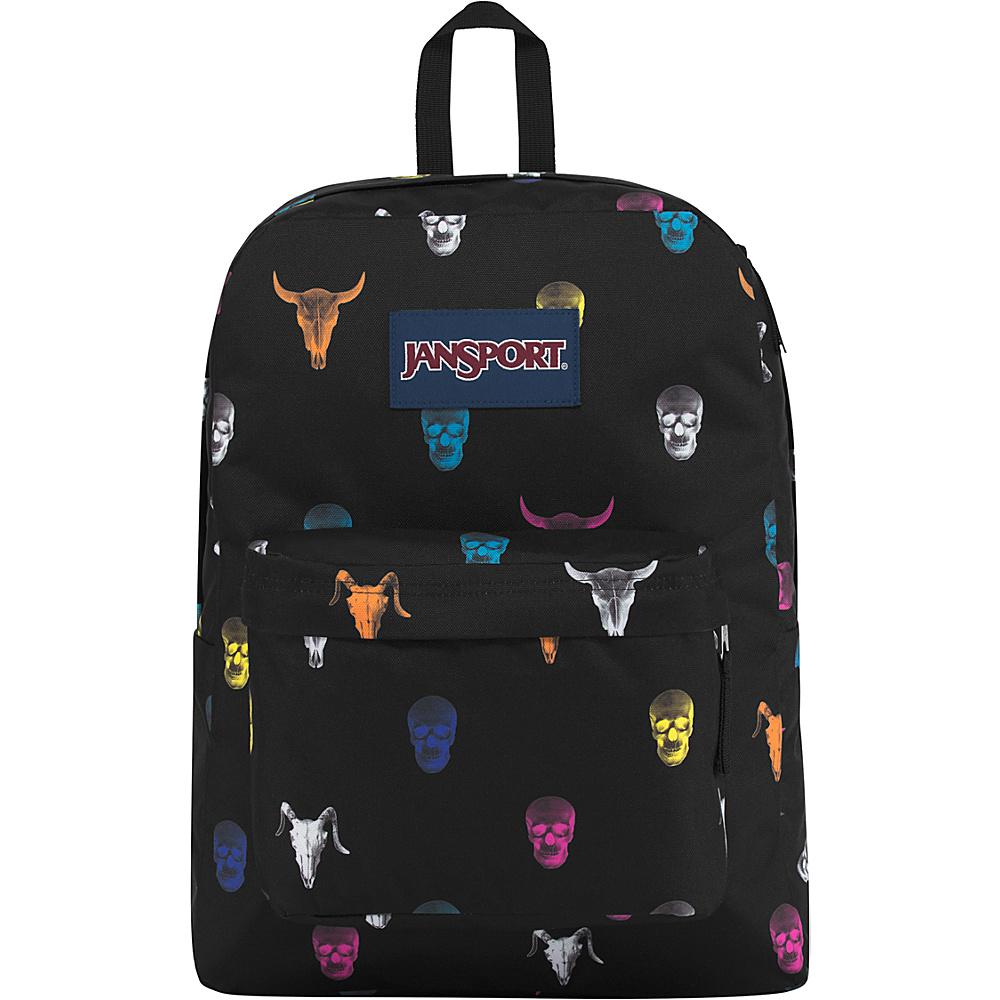 JanSport SuperBreak Backpack Dead Icons - JanSport Everyday Backpacks