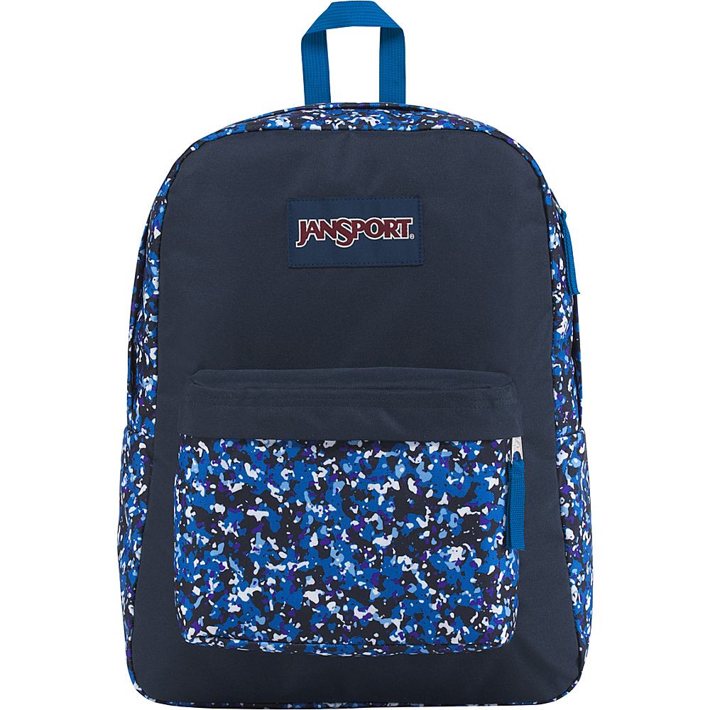 JanSport SuperBreak Backpack Splash Camo - JanSport Everyday Backpacks