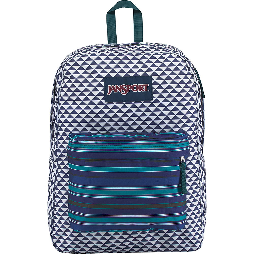 JanSport SuperBreak Backpack Neo Geo - JanSport Everyday Backpacks