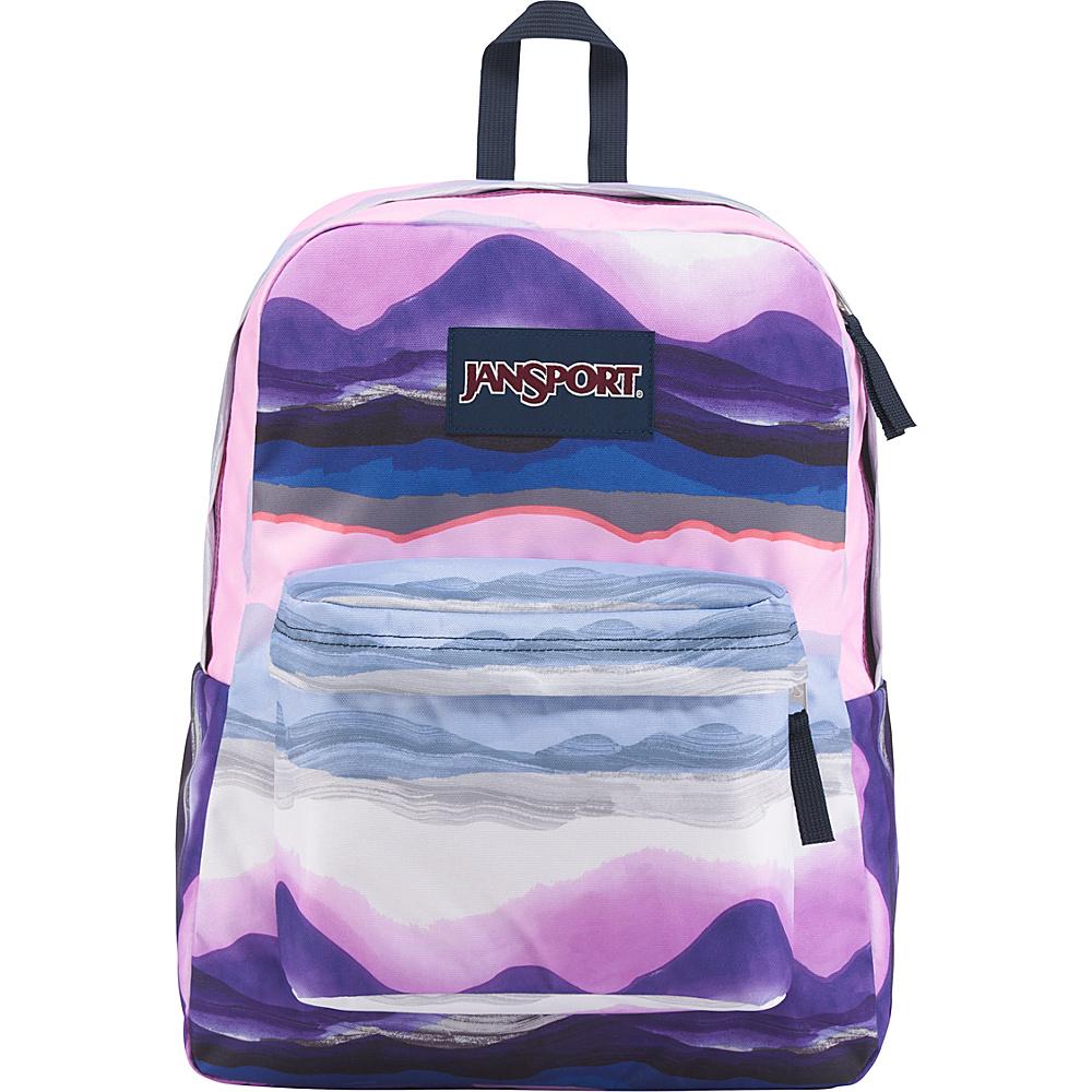 JanSport SuperBreak Backpack Baja Sunset - JanSport Everyday Backpacks