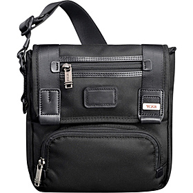 Alpha Bravo Barstow Cross Body Black