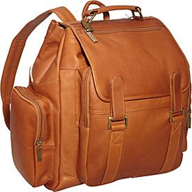 Jumbo Laptop Bak-Pack Saddle