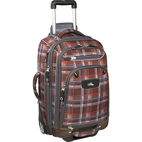 Mountain Plaid, Espresso - $107.99