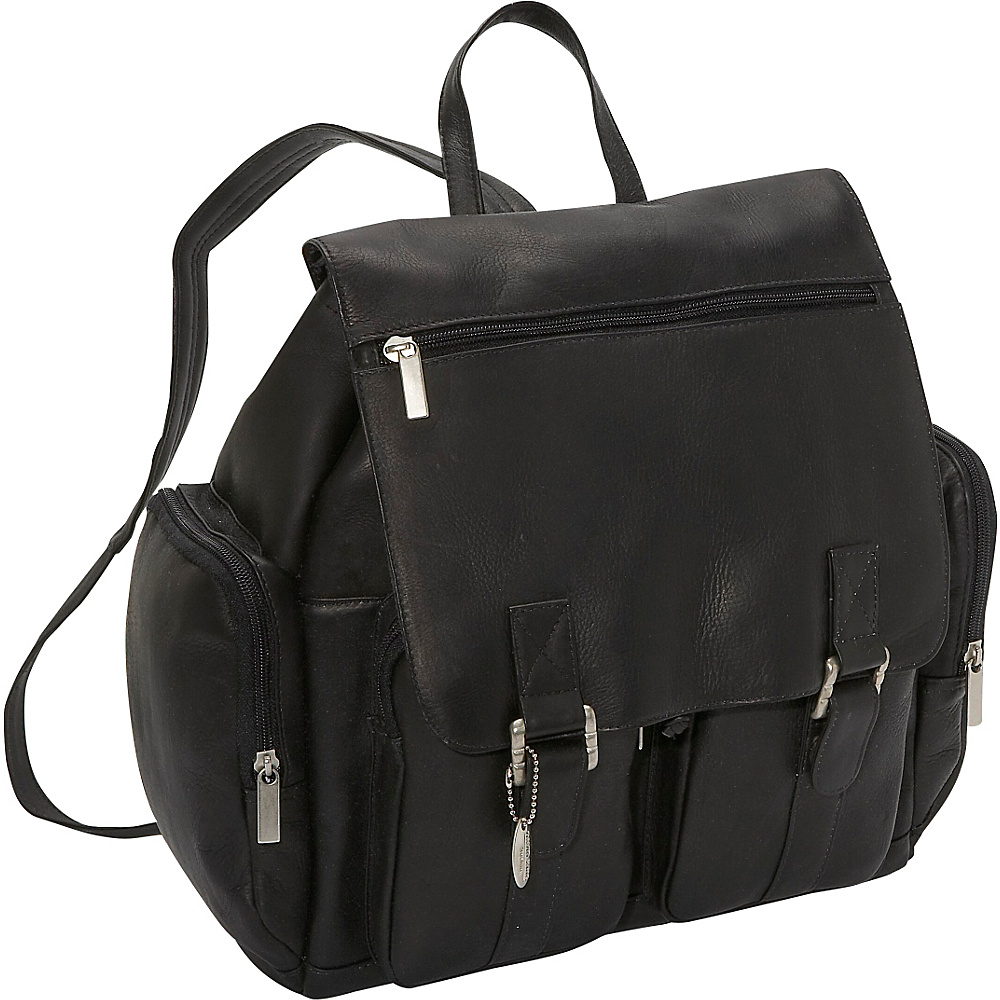 David King Co. Laptop Backpack Black