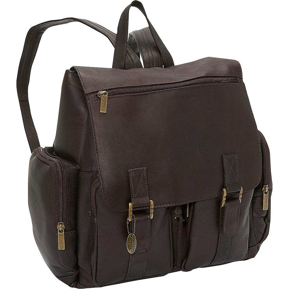 David King & Co. Laptop Backpack Cafe - David King & Co. Business & Laptop Backpacks - Backpacks, Business & Laptop Backpacks