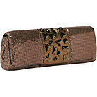 Buy Whiting and Davis Crystal Clusters Clutch by Whiting and Davis