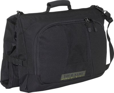 SOC Gear Business Pro Garment Bag Black - SOC Gear Garment Bags