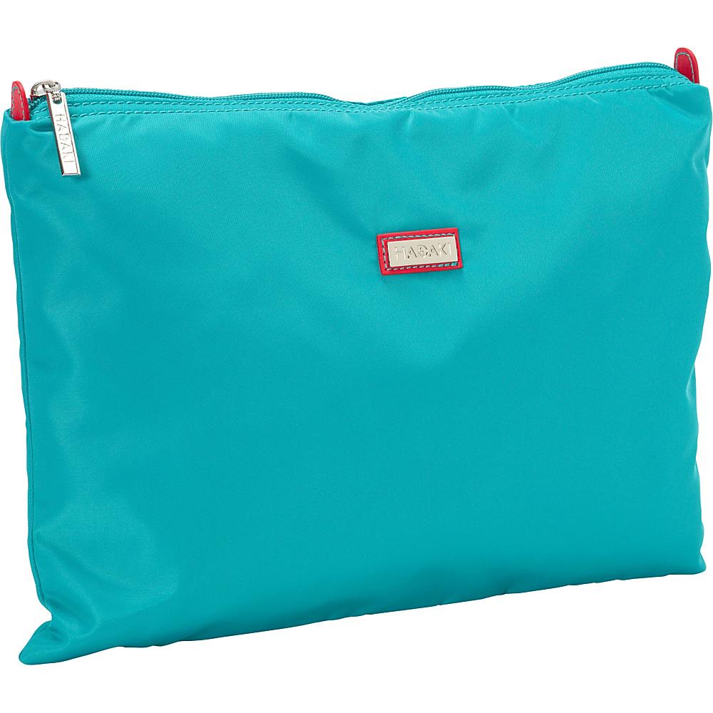 Hadaki Large Zippered Carry All Viridian Green - Hadaki Toiletry Kits - Travel Accessories, Toiletry Kits