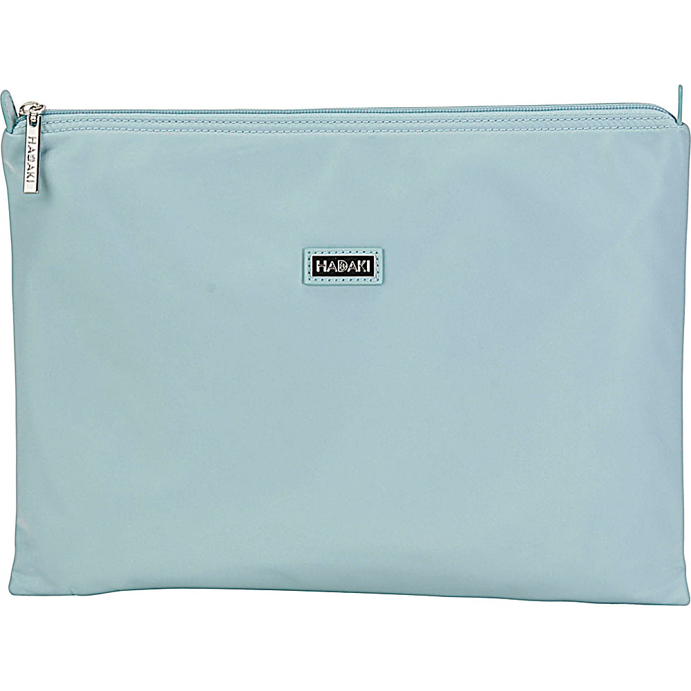 Hadaki Large Zippered Carry All Aqua Sea - Hadaki Toiletry Kits - Travel Accessories, Toiletry Kits