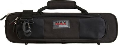 Protec MAX Flute Case for Bb or C Foot - Black