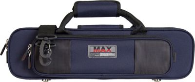 Protec MAX Flute Case for Bb or C Foot - Blue
