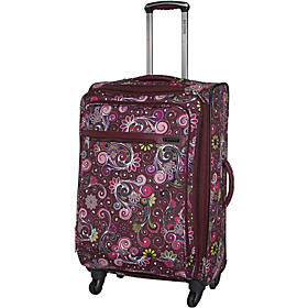Sausalito Superlite Free Wheelers 24'' Expandable Upright Pomegranate Swirl
