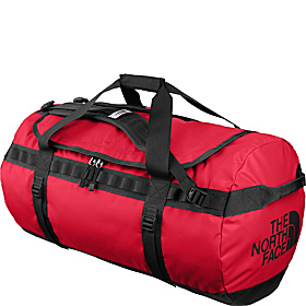 Base Camp Duffel Large TNF Red/Black - L