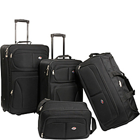 Fieldbrook 4-PC Set Black