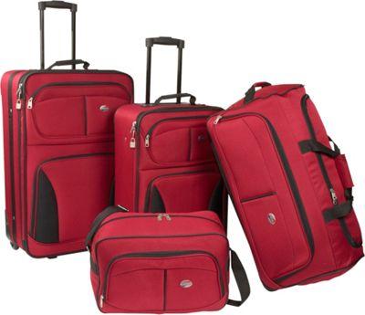 american tourister fieldbrook luggage set reviews