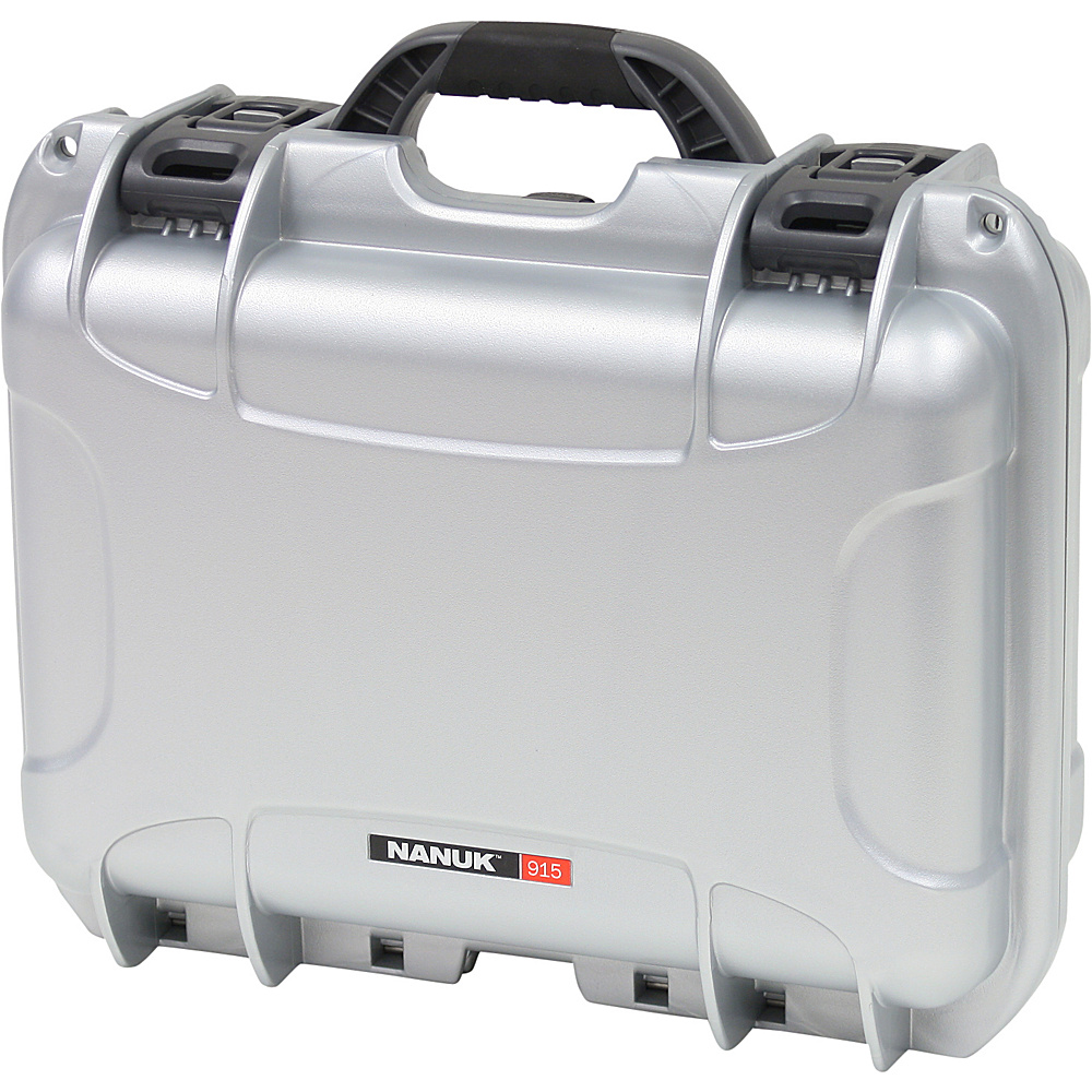 NANUK 915 Case w/foam - Silver - Technology, Camera Accessories
