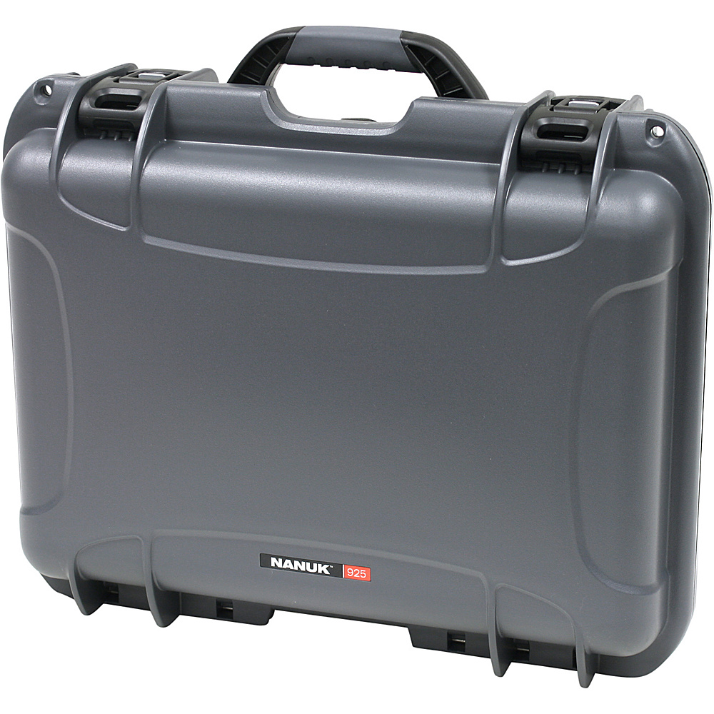 NANUK 925 Case w/foam - Graphite - Technology, Camera Accessories
