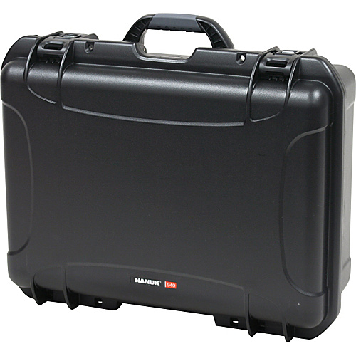 NANUK 940 Case w/foam - Black