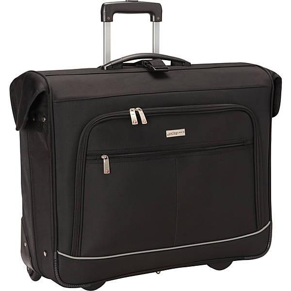 Traveler S Choice Vienna Rolling Garment Bag