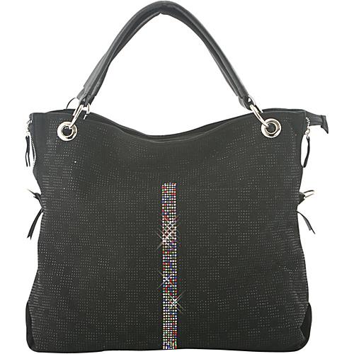 Ashley M Lexi Hobo Bag - Shoulder Bag