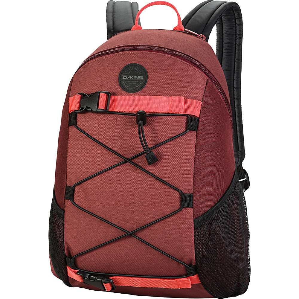 DAKINE Wonder 15L Pack Burtn Rose - DAKINE School & Day Hiking Backpacks - Backpacks, School & Day Hiking Backpacks