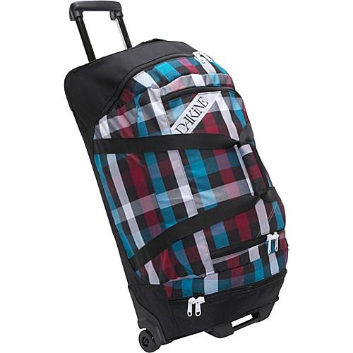 39959b06b6d5 Dakine Womens 28.5″ Wheeled Duffle 58l Highland – Dakine Large Rolling  Luggage