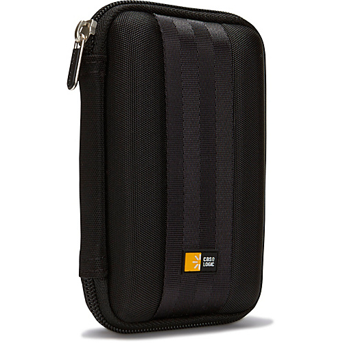 Case Logic Portable Hard Drive Case - Black