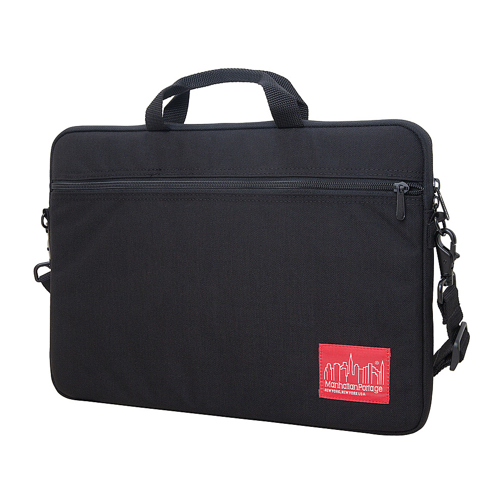 Manhattan Portage Convertible Laptop Bag (MD) Black - Manhattan Portage Electronic Cases - Technology, Electronic Cases