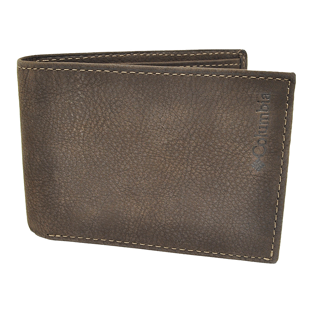 Columbia Traveler Wallet Mocca