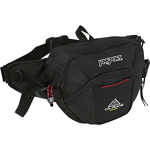 JanSport Coltrane - Black - Backpacks, Waist Packs & Fanny Packs